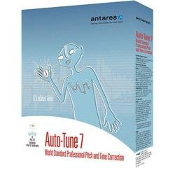 Antares Audio Auto-Tune 7 TDM -Channel Audio