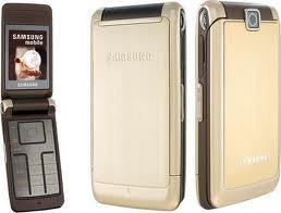 Samsung SA-S36001 Unlocked Phone – International Version – Luxury Gold