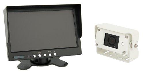 Premium-7Farb-Rckfahrsystem-mit-IP68-Rckfahrkamera-Audio-20m-Kabel-12-24V