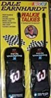 Nascar Dale Earnhardt Walkie Talkies