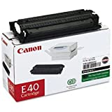 Genuine NEW Canon E40 1491A002AA Black Toner Cartridge