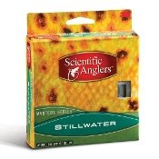 Scientific Anglers Sonar Stillwater Fly Line Clear, WF-6-S (Slow Sinking Fly Line compare prices)