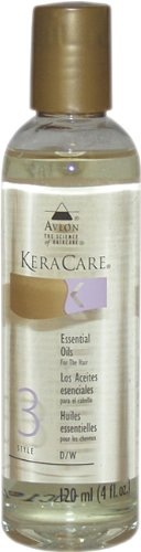 Keracare Essential Oils By Avlon for Unisex Oil, 4 Ounce