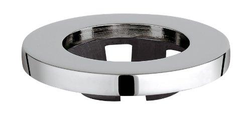 Concetto Grundplatte zur Abdeckung größerer Lochdurchmesser in Waschtischen 48165000
