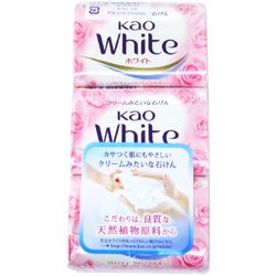 花王ホワイト アロマティックローズ 普通 3コP