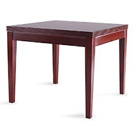 Cheap Cherry Mayline Luminary End Table in Maple or Cherry (OT2424C)