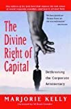 img - for Divine Right of Capital book / textbook / text book