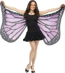Morris Costumes Wings Soft Butterfly Adult Orch