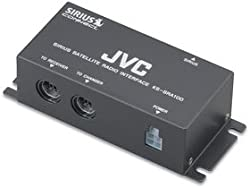 JVC KS-SRA100 SIRIUS Satellite Radio Adapter for SC-C1