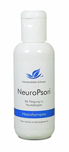 Prodotti Naturali Nero-Neuro psori Shampoo per capelli-Neurodermitis e la psoriasi Shampoo