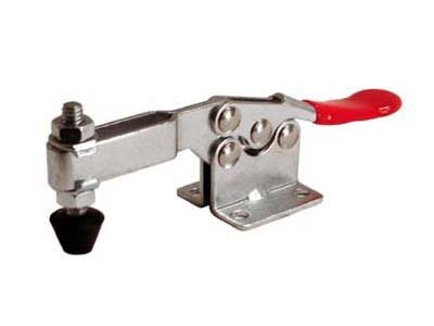 Smoker Toggle Latch, BBQ pit lid clamp. Front Flat mount (Bbq Pit Latches compare prices)