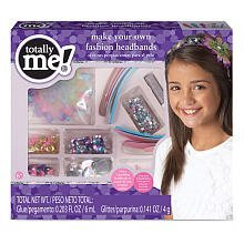 Recommended Age: 6 Years And Up - Totally Me! Make Your Own Fashion Headbands Kit