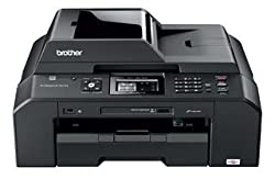 Brother MFCJ5910DW - Impresora Multifunción Inyección D