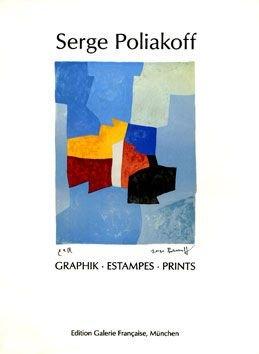 Serge Poliakoff: Graphik - Estampes - Prints
