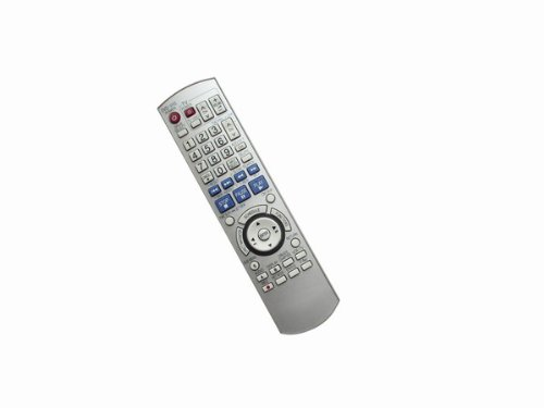 Used General Remote Control Fit For Panasonic Eur7659Yc0 Dmr-Es30Veb Dmr-Es36V Dvd Tv Recorder Player