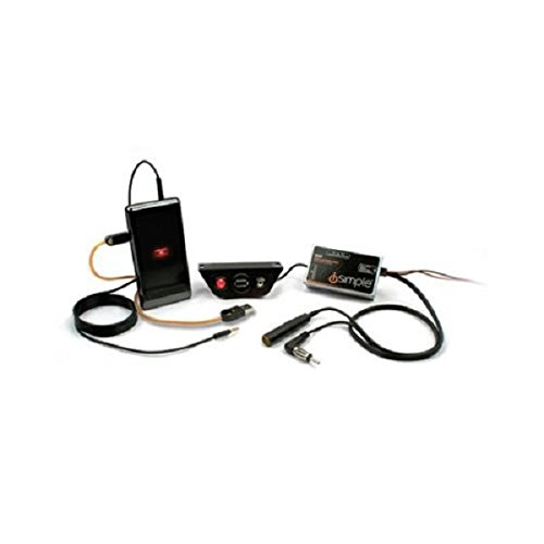 Isimple Is32 Tranzit Usb Universal Car Fm Radio Integration For Mp3 Players, Smartphones, And Tablets