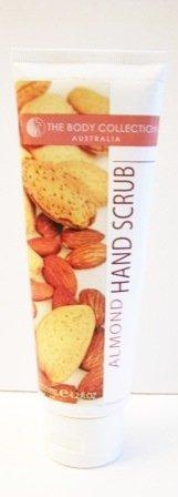 The Body Collection Australia Almond Hand Scrub  4.2 fl. oz.