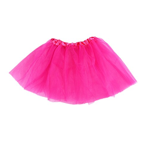 Milanao Girl's Tutu Assorted Colors