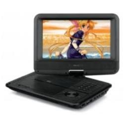 """Telesystem TS5011 PX Lettore DVD portatile 9"""" e Media player USB / SD card"""