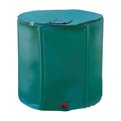 STC Collapsible Rain Barrel with Diverter, 52-Gallon (Collapsible Rain Barrel compare prices)