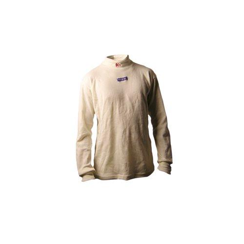 K1 Race Gear 301622 X-Large Nomex Under Garment - Long Sleeve Shirt