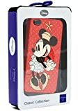Disney IP-1404 Soft Touch Hard Case for iPhone 4 and 4S - 1 Pack - Retail Packaging - Vintage Minnie