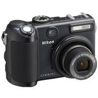 Nikon Coolpix P5100 Digital Camera - Black (12.1MP, 3.5x Optical Zoom) 2.5