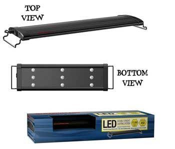 Led Double Bright Strip Light 18 – 24″