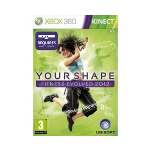 Your Shape Fitness Evolved 2012 XBox-360 Game