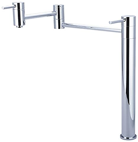 Pioneer 2MT700-BN Deck Mount Pot-Filler, PVD Brushed Nickel Finish