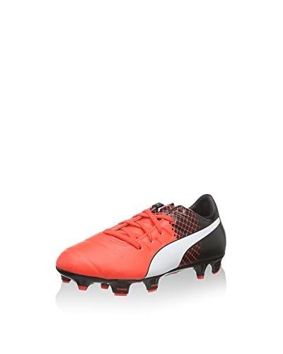 Puma Botas de fútbol Rojo