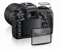 Maxsimafoto® - LCD Screen Protector Glass For Canon 7D2, 7D Mk II, High Transparency, Anti-scrape, Anti Bump.