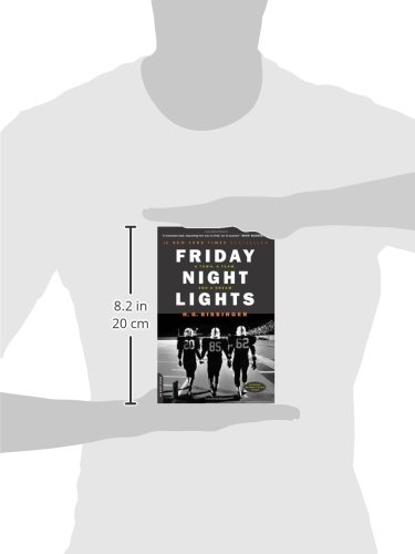 analysis of friday night lights Racially divided and economically dying, there is one night that gives the town something to live for: friday night friday night lights rhetorical analysis.