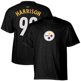 T James Harrison Name and Number