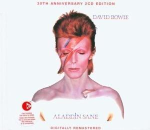 David Bowie - Aladdin Sane - 30th Anniversary Edition - Zortam Music