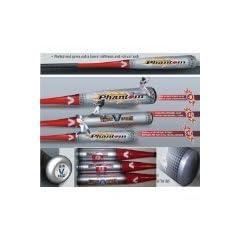 Buy Brand NEW 2014 Phantom Tee Ball Bat 24 Inch 12 oz (-12) made from 7046 Plus Aerospace... by Vikram Sports