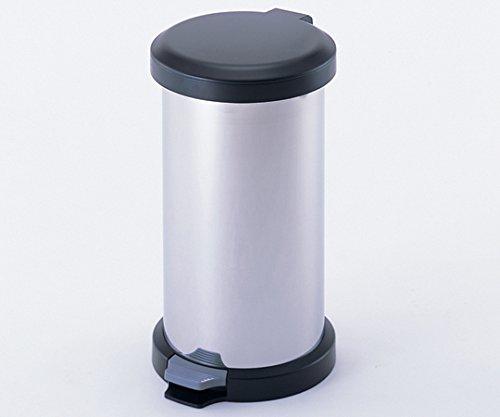 吸着密閉ゴミ箱 無臭(ムッシュ) ペダル式 ブラック