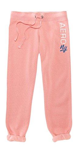 aeropostale-womens-aero-ny-classic-cinch-sweatpants-m-glazed-pink