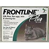 FRONTLINE PLUS CAT, Units Per Package: 3
