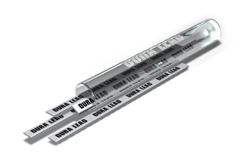 Striker Hand Tools 77-609 Dura Lead Lead replacement for the Striker Mechanical Carpenter Pencil, White