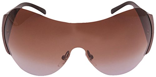 Givenchy Givenchy Oversized Sunglasses (Brown) (SGV331S|K01|Medium)