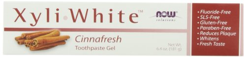 キシリホワイト ハミガキジェル シナフレッシュ 181g