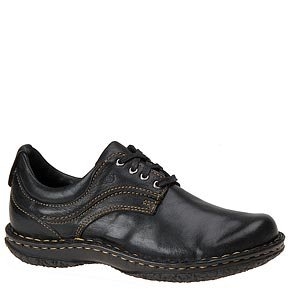 Born Women's Jean Oxford Shoe (7.5, Black)