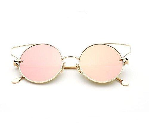 ykqjing-miroir-solaire-nouvelle-actuel-de-personnalites-en-ossature-metallique-lunettes-chat-oreille