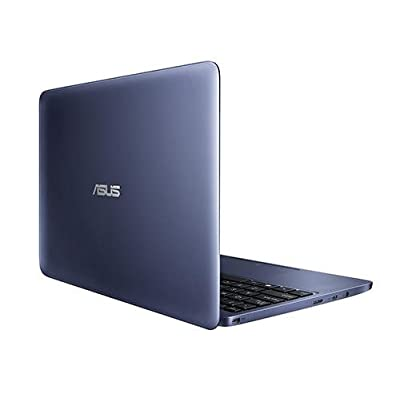 Asus EeeBook X205TA-FD0061TS 11.6-inch Laptop (Atom Z3735F/2GB/32GB/Windows 10/Intel HD Graphics Gen7), Dark Blue