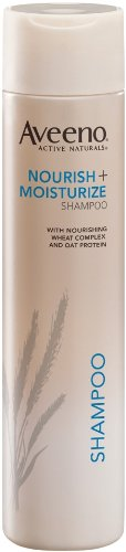 Aveeno Nourish + Moisturize Shampoo, 10.5 Ounce