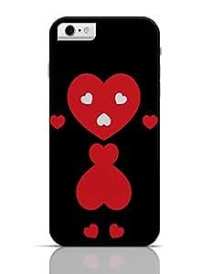 PosterGuy iPhone 6 / 6S Case Cover - Cartoon Love Hearts Love, Heart, Cartoon, Hearts In Love Cartoon Illustration, Heart Symbol, Cute Love Cartoon.