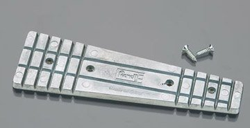 Revell Pinewood Derby Taper Chassis Weight - 1