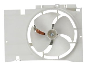 Ge Wb26X10105 Motor Mag Fan Assembly For Microwave