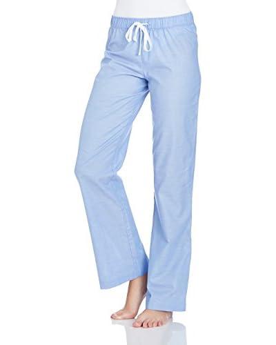 Carl Ross Pyjamaunterteil himmelblau